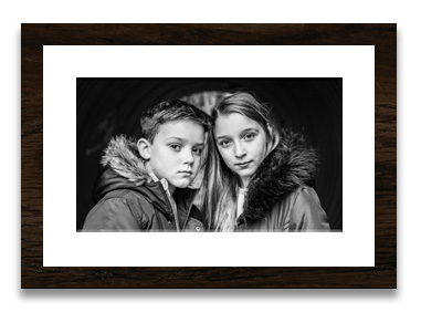JSP Large Gallery Framed Print